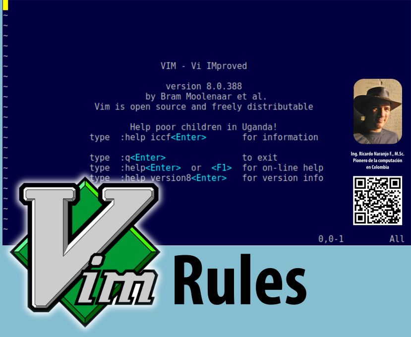 Vim Rules